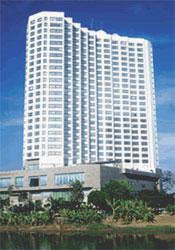 ホリディインホテル