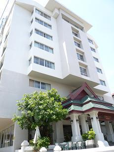 Viangbua Mansion(ビアンブアマンション)